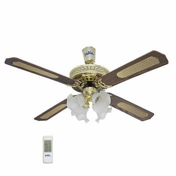 پنکه سقفی طاها کنترل دار مدل CF9524C |