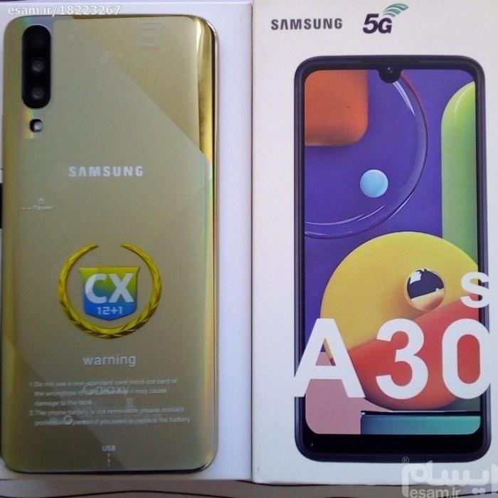 عکس گوشی Samsung Galaxy A30s  گوشی-samsung-galaxy-a30s