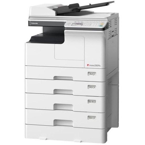 تصویر دستگاه کپی توشیبا مدل ای استدیو 2809 ای کپی توشیبا e-STUDIO 2809A Copier Machine