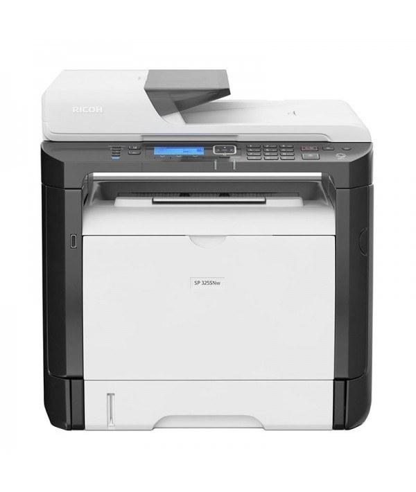 تصویر پرینتر چندکاره لیزری ریکو مدل RICOH SP 325SNw Printer