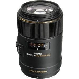 لنز سیگما 105mm f/2.8 EX DG Macro