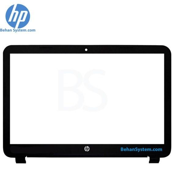 تصویر قاب جلو ال سی دی لپ تاپ HP مدل 15-R HP 15 R LED LCD Front Cover