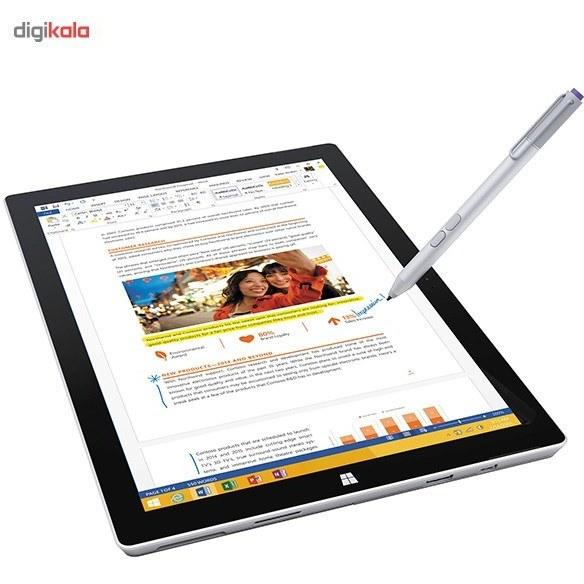 img تبلت مايکروسافت مدل Surface Pro 3 - B  به همراه کيبورد ظرفيت 256 گيگابايت Microsoft Surface Pro 3 with Keyboard - B - 256GB Tablet