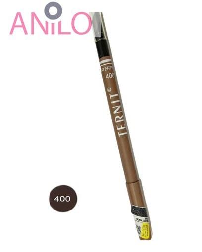 مداد ابرو پودری ترنیت Ternit Powder Eyebrow Pencil 400