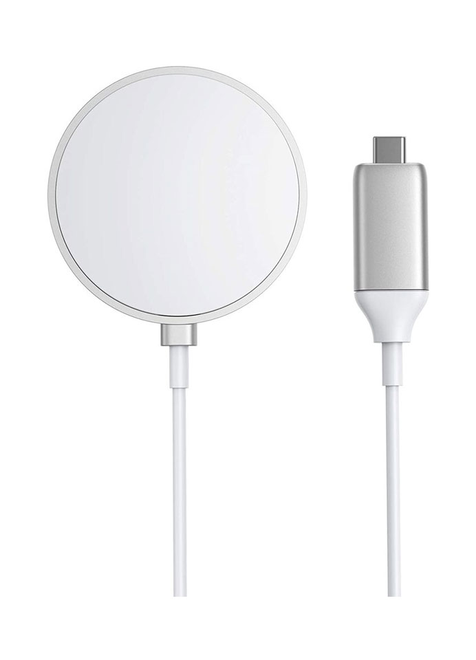 تصویر شارژر اپل مگ سیف Apple mage safe cable