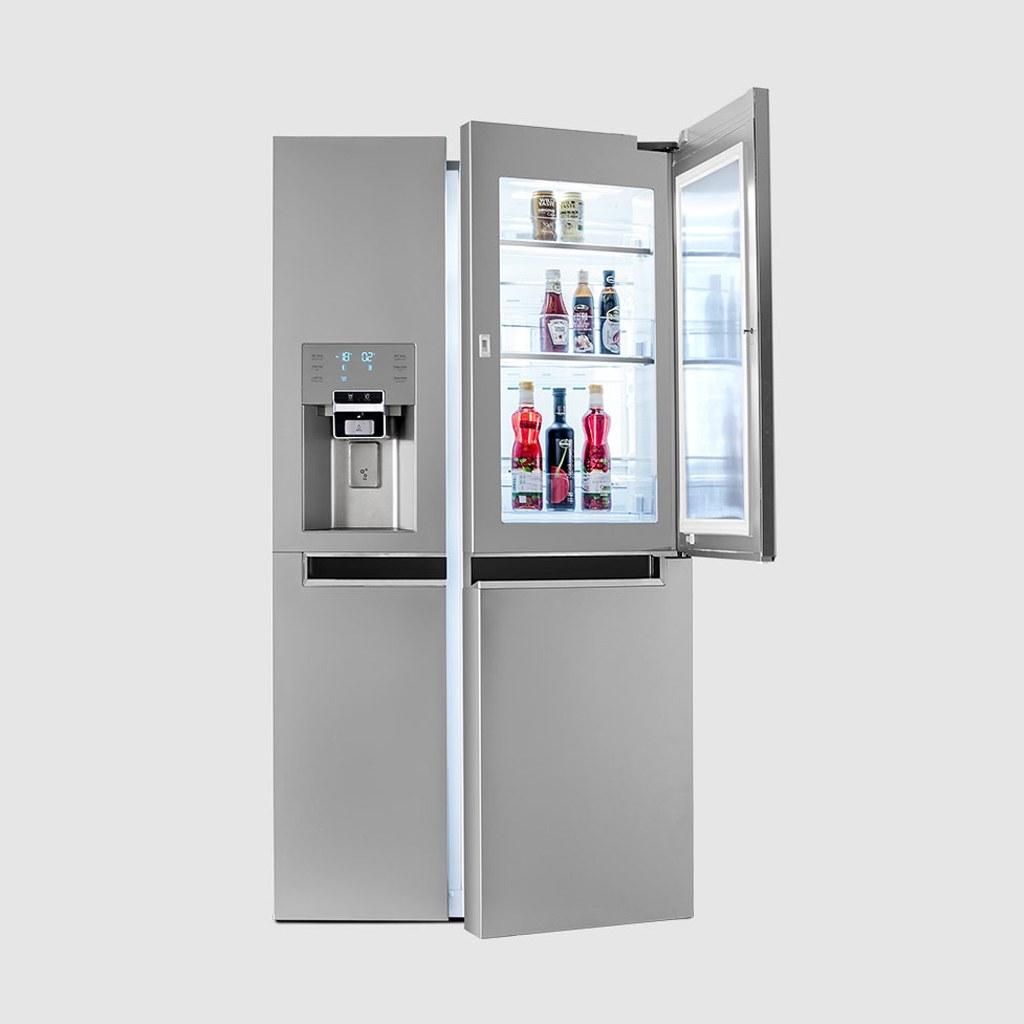 یخچال فریزر ساید بای ساید دوو