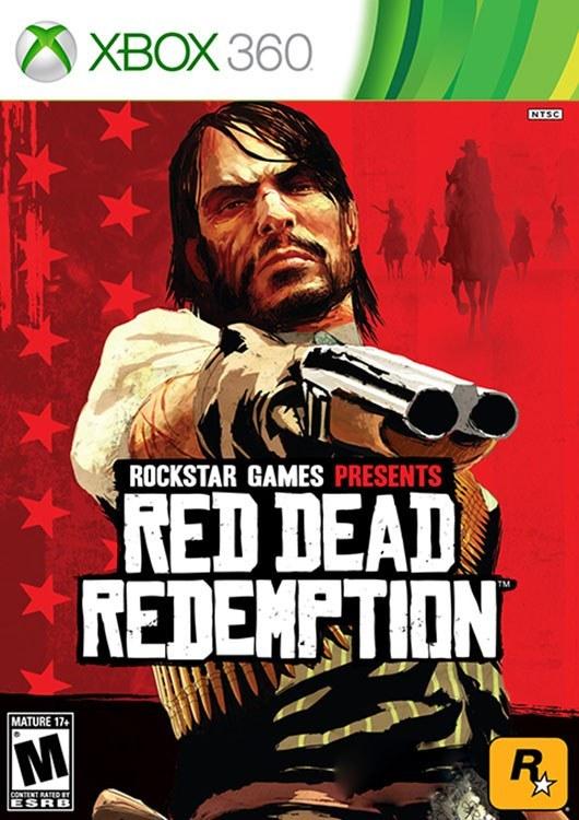 تصویر خرید بازی Red Dead Redemption برای XBOX 360