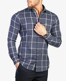 پیراهن چهارخانه مردانه Polo مدل 6024 |