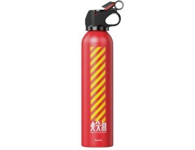 تصویر کپسول آتش نشانی داخل خودرو خودرو بیسوس Baseus Fire-fighting Car Extinguisher