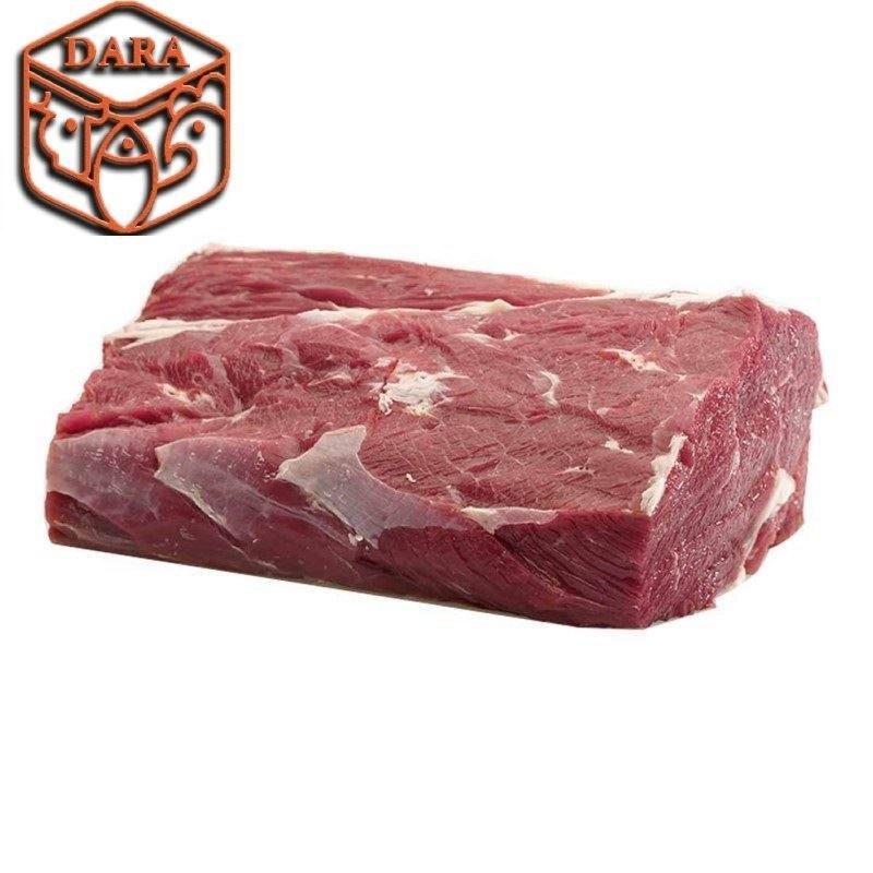 گوشت راسته گوسفند پاک شده ( گوشت بدون استخوان ) |