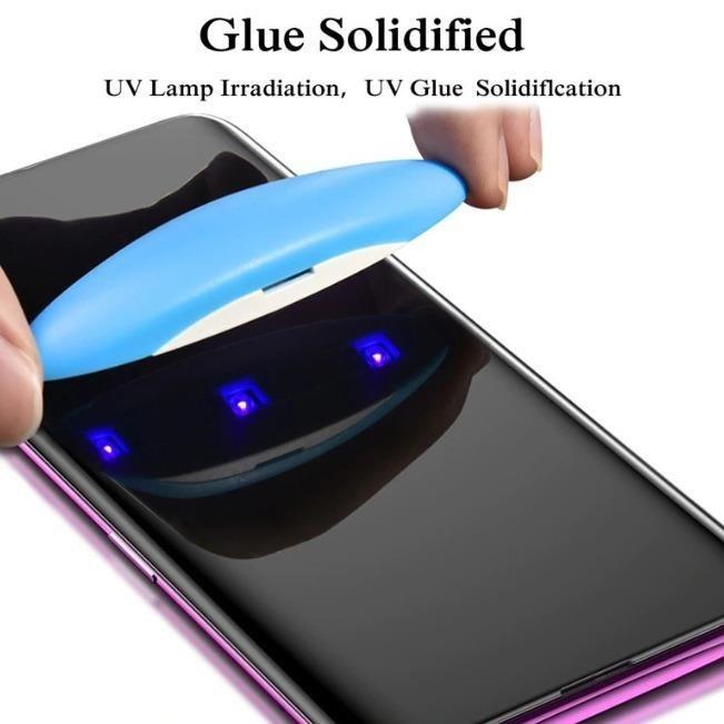 گلس UV سامسونگ UV Curve Glass Samsung Galaxy Note 10 | UV Curve Glass Samsung Galaxy Note 10