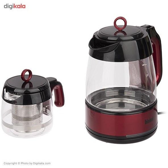img چای ساز بیشل مدل BL-TM Bishel BL-TM Tea Maker