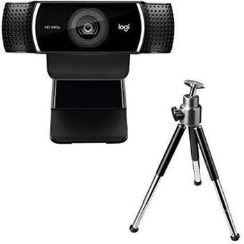 تصویر  Logitech C922 Pro Stream Webcam Wi-Fi