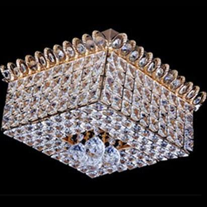 لوستر سقفی LED (کد: ۸۸۶۹/۳۵۰)  