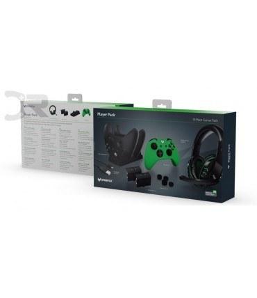 عکس پک کامل لوازم جانبی ایکس باکس وان - Xbox One Player Pack SparkFox  پک-کامل-لوازم-جانبی-ایکس-باکس-وان-xbox-one-player-pack-sparkfox