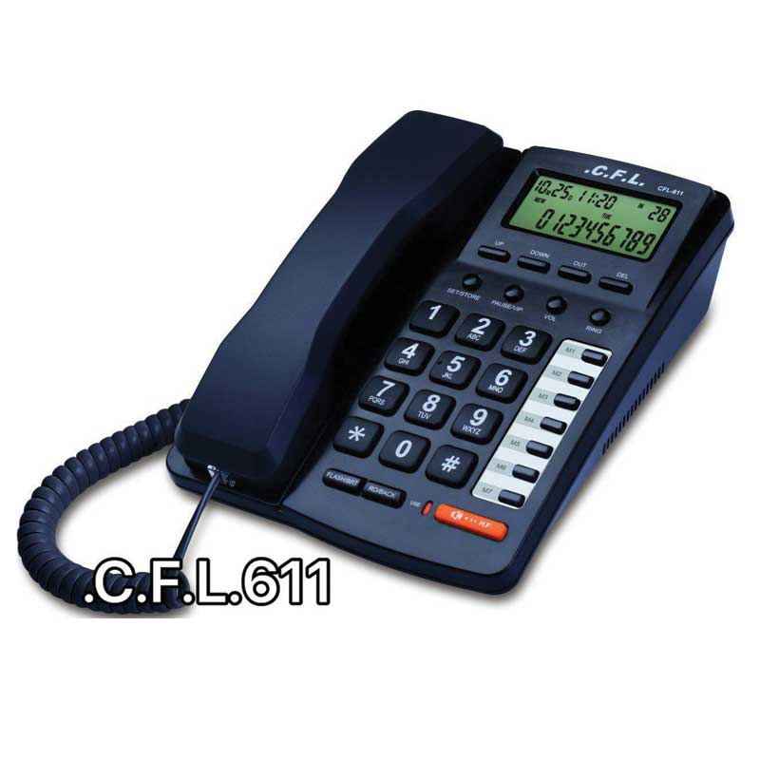 main images تلفن رومیزی سی اف ال C.F.L 611