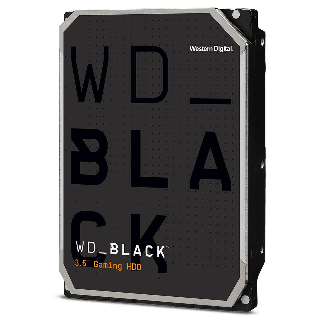تصویر هارددیسک اینترنال وسترن دیجیتال مدل Black WD2003FYYS ظرفیت 2 ترابایت Western Digital Black WD2003FYYS Internal Hard Disk 2TB