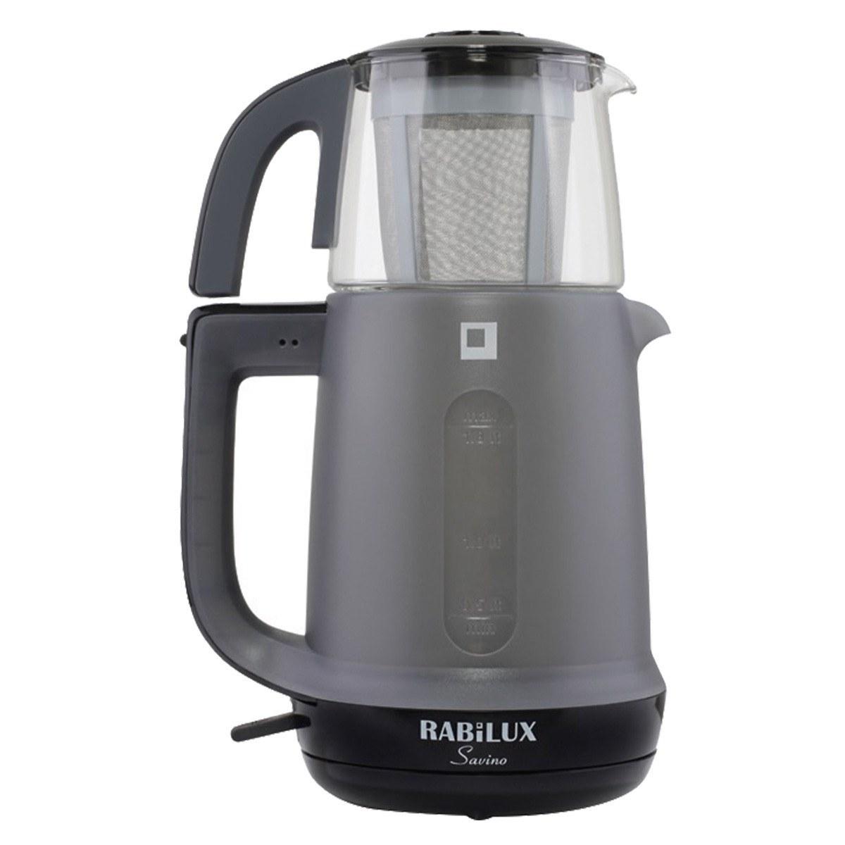 تصویر چای ساز رابیلوکس Rabilux Savino 111408 Tea Maker