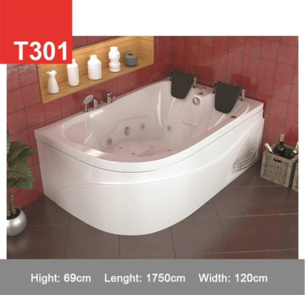 وان و جکوزی حمام Tenser مدل T301