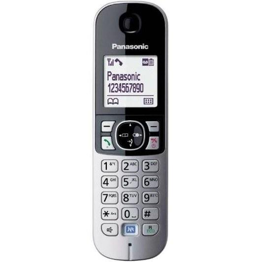 تصویر گوشی اضافه تلفن پاناسونیک مدل KX-TGA681BX