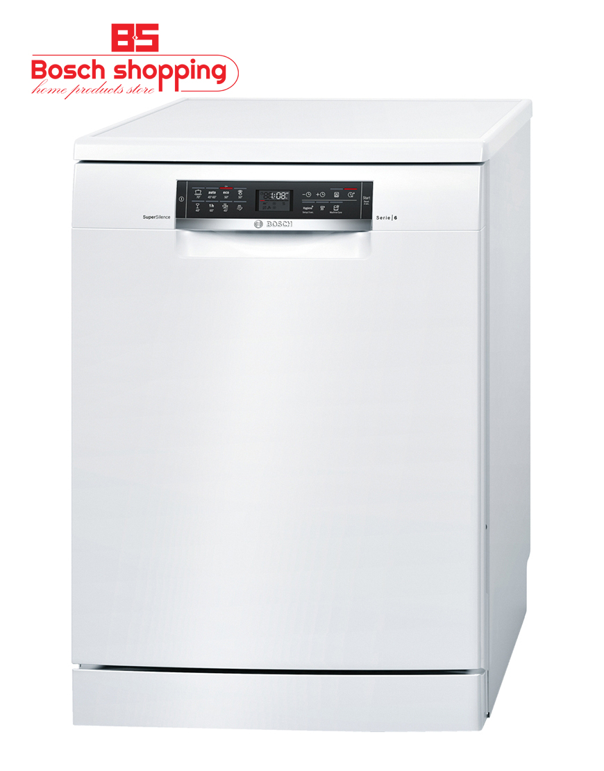 main images ظرفشویی بوش 14 نفره مدل SMS67MW01E Bosch Washing Machine SMS67MW01E