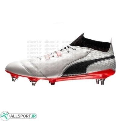 کفش فوتبال پوما وان Puma One 17.1 SG - White AG104057 01