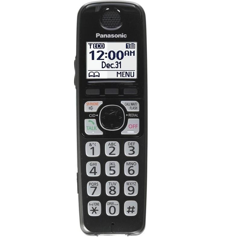 تصویر گوشی اضافه تلفن پاناسونیک مدل KX-TGA470