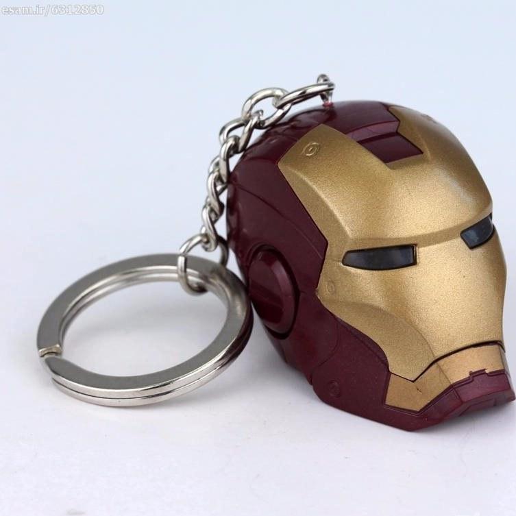 جاکلیدی انتقام جویان Iron Man سه بعدی  