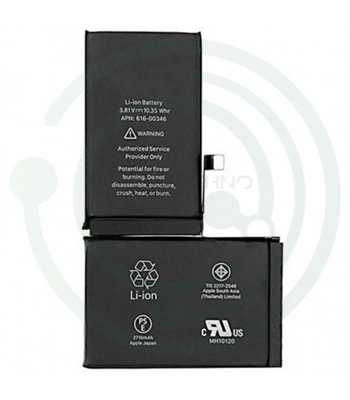 main images Apple iPhone X 2716mAh Battery باتری گوشی موبایل اپل آیفون ایکس | ظرفیت 2716 میلی آمپر ساعت