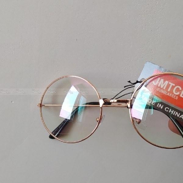 عینک طبی گرد فانتزی