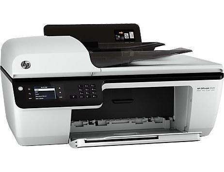 image پرینتر جوهرافشان چندکاره  2620  اچ پی HP Officejet  2620 Multifunction Inkjet Printer