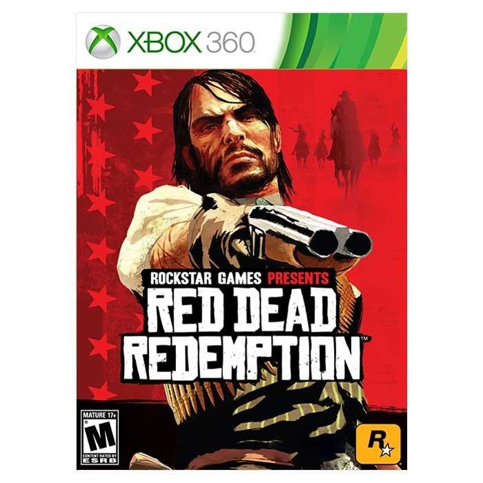 تصویر بازی Red Dead Redemption برای ایکس باکس 360 Red Dead Redemption XBOX 360 Game