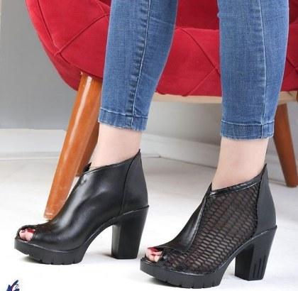 کفش مجلسی زنانه مشکی