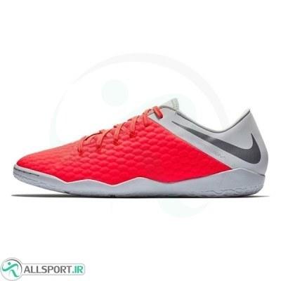 کفش فوتسال نایک هیپرونوم فانتوم Nike Hypervenom PhantomX III Academy IC AJ3814-600
