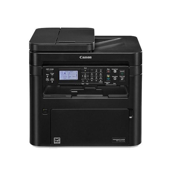 تصویر پرینتر چندکاره لیزری کانن iSENSYS MF264dw پرینتر سیاه و سفید لیزری و سه کاره Canon Printer