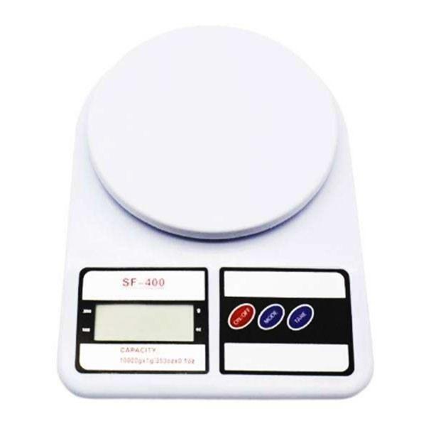 تصویر ترازو آشپزخانه مدل ۴۰۰sf