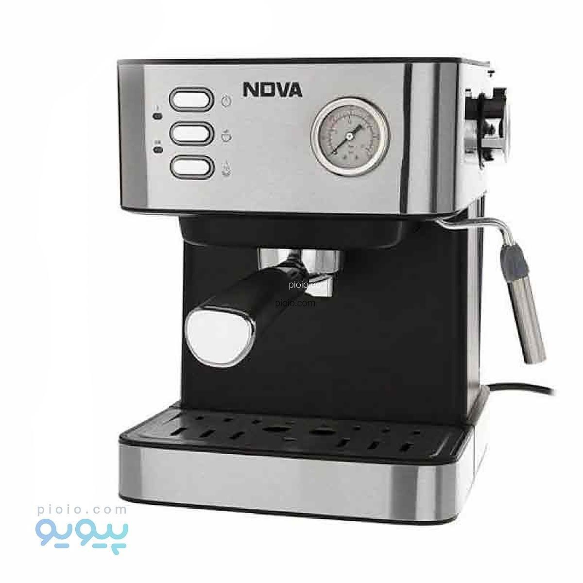 عکس اسپرسوساز نوا مدل NOVA 147 NOVA 147 Espresso Maker اسپرسوساز-نوا-مدل-nova-147