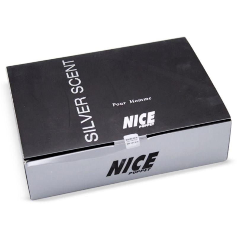 تصویر ست کادویی مردانه نایس مدل Silver Scent Nice Silver Scent Men's Gift Set