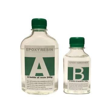 مایع رزین اپوکسی مدل A-B کد RH360 |