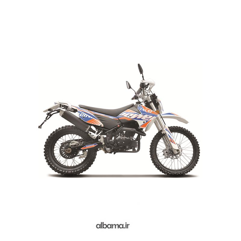 موتور سیکلت 250 طرح KTM فلات |