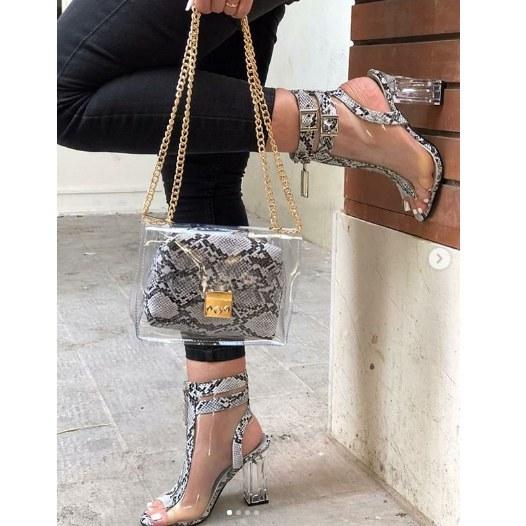 کیف و کفش ست زنانه