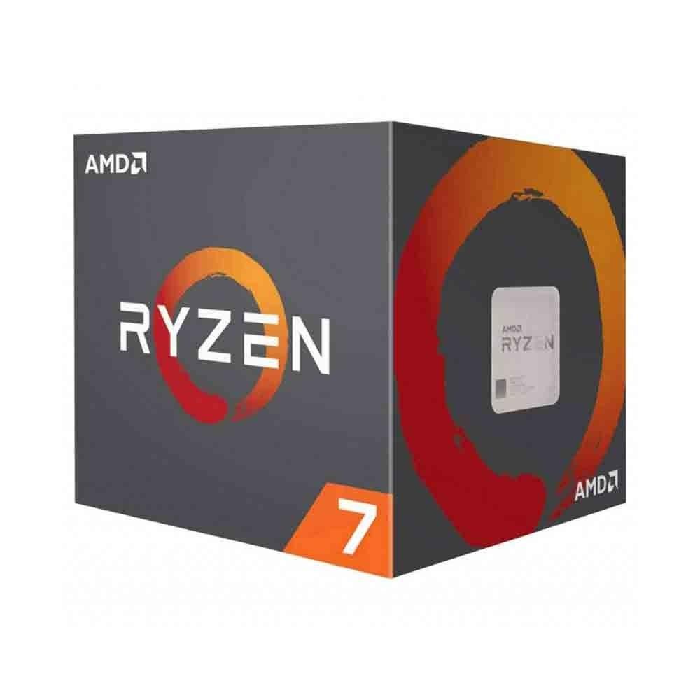 تصویر CPU AMD AM4 Ryzen 7 3800X | پردازنده AMD