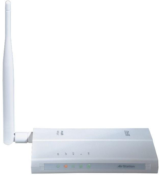 main images مودم وایرلس بوفالو مدل جی ان 2 وی مودم روتر ADSL بوفالو WBMR-HP-GN2V AirStation N-Technology High Power ADSL2+ Modem Router