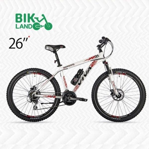 عکس دوچرخه کوهستان ویوا مدل تراول Travel Disc 17 سایز ۲۶  دوچرخه-کوهستان-ویوا-مدل-تراول-travel-disc-17-سایز-26