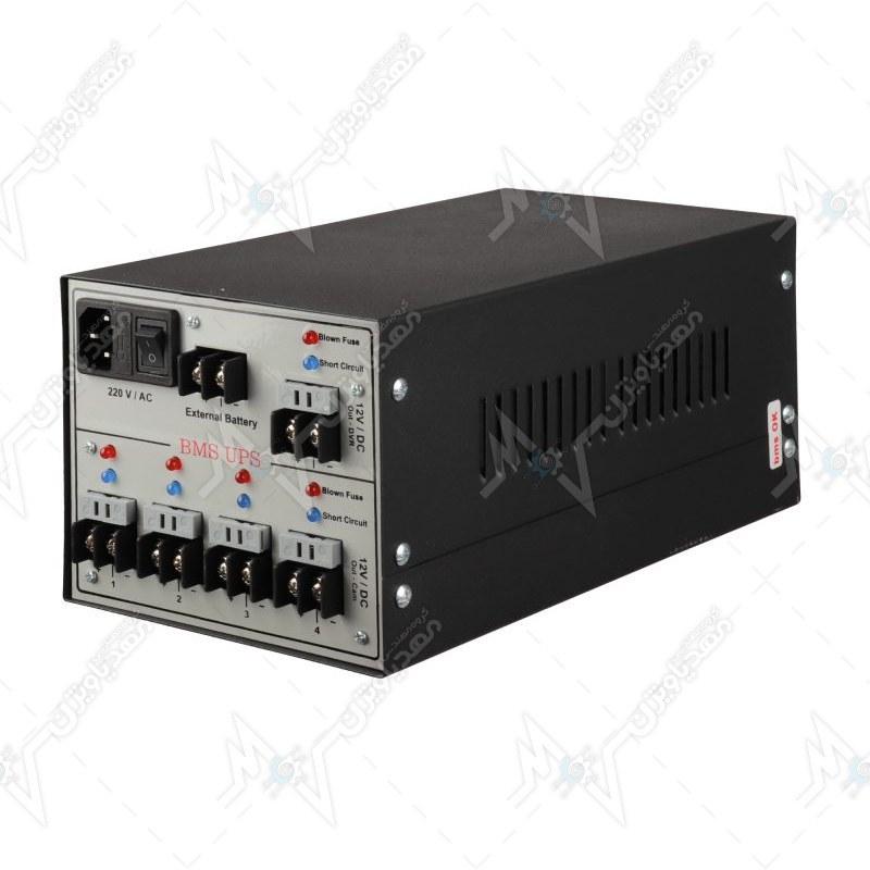 تصویر دستگاه UPS مدل ۳۰A برند بی ام اس بدون باتری داخلی
