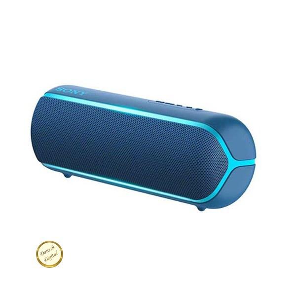 main images اسپیکر بلوتوثی قابل حمل سونی مدل SRS-XB22 Sony SRS-XB22 Portable Bluetooth Speaker  Speaker ترجمههای speaker اسمفراوانی گوینده speaker, teller, announcer, broadcaster, narrator, talker سخنگو