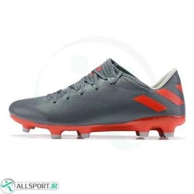 کفش فوتبال آدیداس نمزیز طرح اصلی Adidas Nemeziz 19.2 FG Dark GreyRed