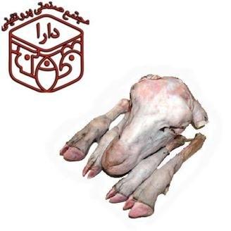 کله پاچه کامل گوسفندی ( یک دست ) |