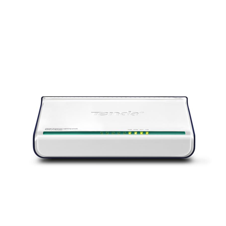 تصویر مودم روتر تندا مدل دی ۸۲۰ آر Tenda D820R ADSL2+ Modem Router