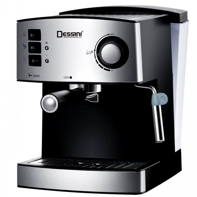 اسپرسو و قهوه ساز دسینی مدل Dessini 444